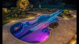 Gambar cover 7 أحواض سباحة بتصاميم مثيرة للإعجاب
