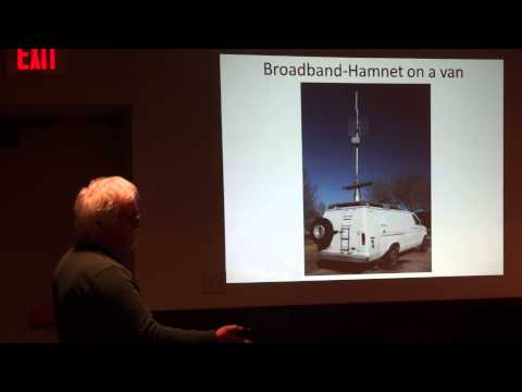 2/4 Ken Dorsey presents Broadband-Hamnet at Akron Linux User Group