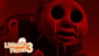 THOMAS IS BACK!! | LittleBigPlanet 3 THOMAS.EXE | HORROR MAPS