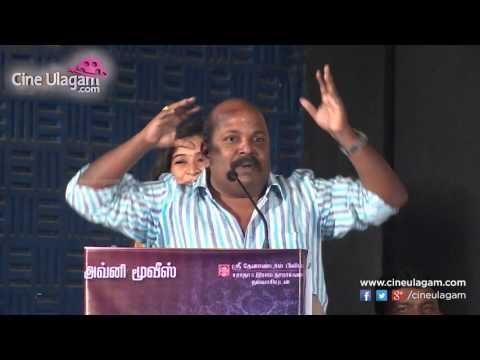 Singam Puli's Emotional Speech about Working With Sundar C