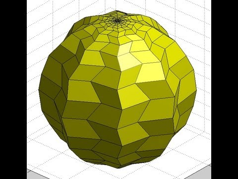 foldable sphere origami youtube