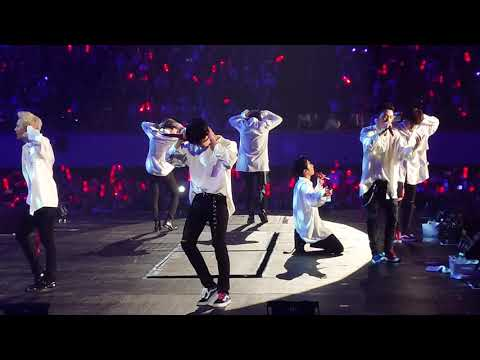 20181111 iKON CONTINUE TOUR  GOOD BY ROAD