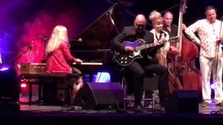 """Summertime""-Jam – Caro Josée Band meets Anke Helfrich Trio"