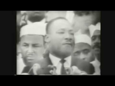 Martin Luther King Auto tune, Freedom March,