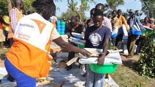 S.Sudan refugee response: World Vision Uganda