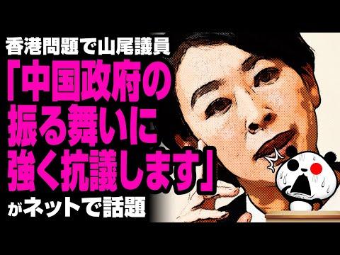 2020年5月26日 山尾しおり「日本の国会議員ももっと声をあげよう」が話題