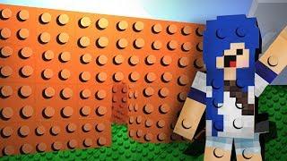 MINECRAFT SE TORNOU LEGO...