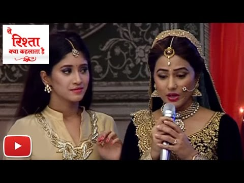 Akshara Sings For Naksh | Yeh Rishta Kya Kehlata Hai | TV Prime Time