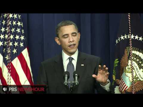 President Obama's News Conference on Japan, Gas Prices, Libya and the Budget