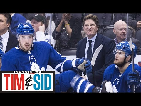 Do Toronto Maple Leafs Have Anything To Worry About On Offence? | Tim & Sid
