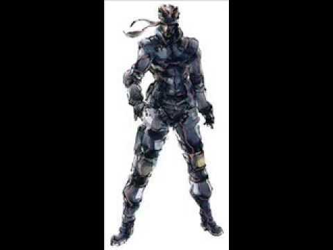 Metal Gear Solid Peace Walker Inora no uta