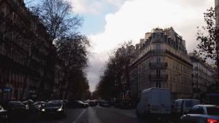 パリの街並み 17区 Villiers駅 (No.90)