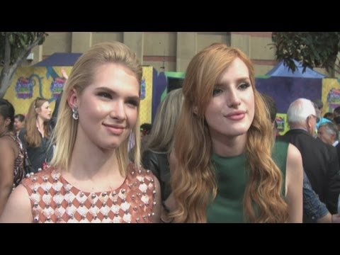 Bella Thorne & Claudia Lee: