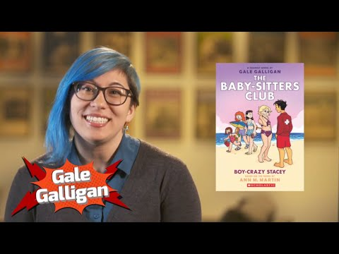 baby-sitters-club:-boy-crazy-stacey-by-gale-galligan-,-ann-m.-martin-|-official-book-trailer