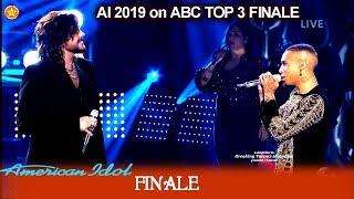 "Adam Lambert & Dimitrius Graham Duet ""Bohemian Rhapsody""  | American Idol 2019 Finale"