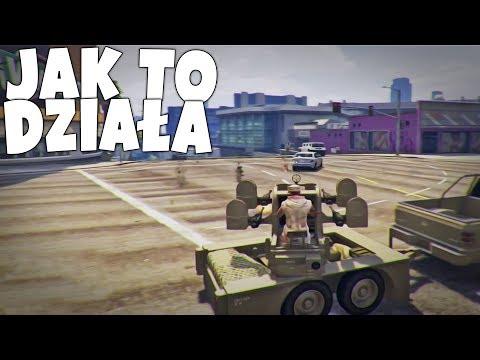 Download PRZYCZEPA PLOT W AKCJI! | GTA ONLINE GUNRUNNING Snapshots