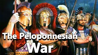 The Peloponnesian War - Athens vs Sparta - Complete - Ancient History - See U in History