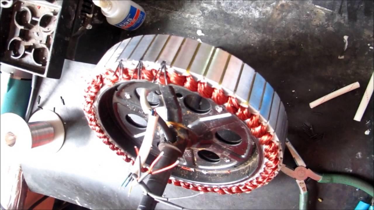 Qs Motor Electric In Wheel Hub Motor Repairment Change