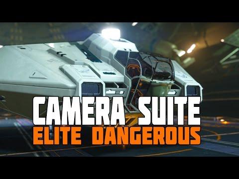 Elite Dangerous - Patch 2.3 - The New Camera Suite