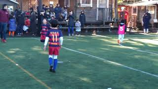 第419回 パルカップJr. U-7 決勝戦 パトリアFC vs TINO 20171228