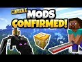 Minecraft Console MODS CONFIRMED! ADD-ONS LEAKED UPDATE -PS4, XBOX ONE & SWITCH