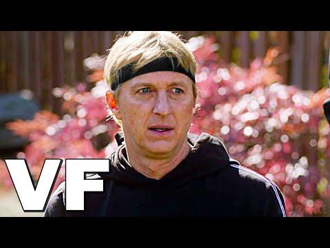COBRA KAI Saison 4 Bande Annonce VF (2021)