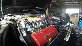 alfa romeo 156 2 5 v6 190hp busso sound hd