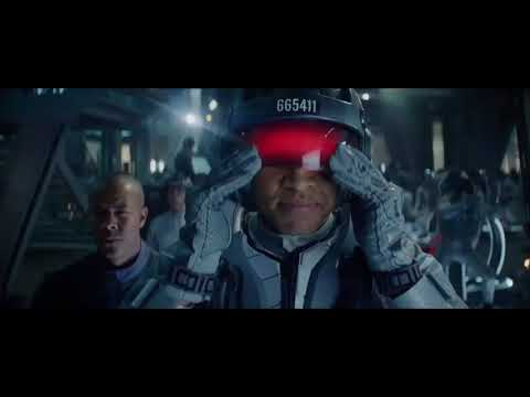 READY PLAYER ONE Movie Teaser