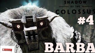 SHADOW OF THE COLOSSUS :BARBA | BÖLÜM 4