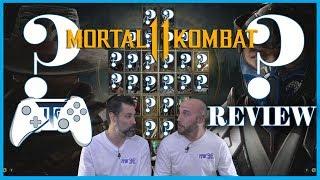 Mortal Kombat 11 Review (Video Game Video Review)