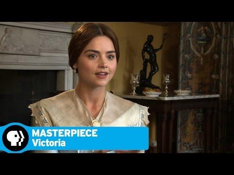 VICTORIA on MASTERPIECE | Jenna Coleman Is Queen Victoria | PBS