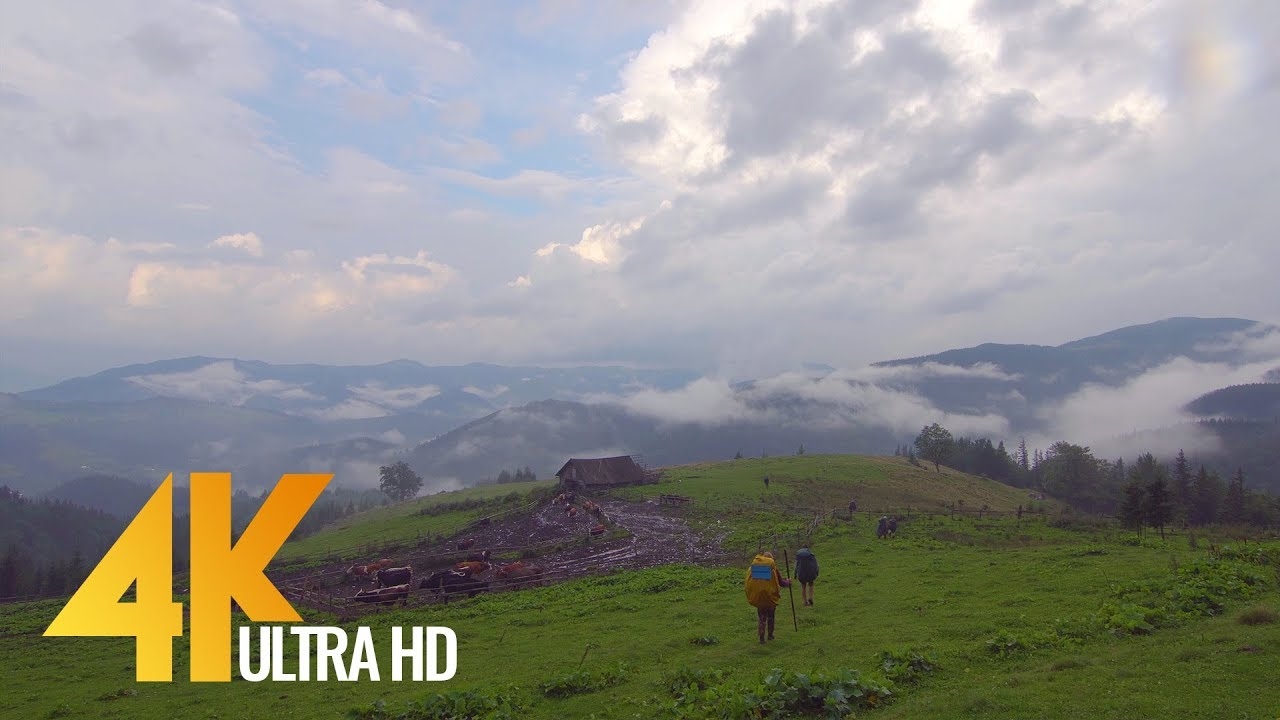 Climbing within the Carpathians, Ukraine – 4K Journey Journey Quick Preview
