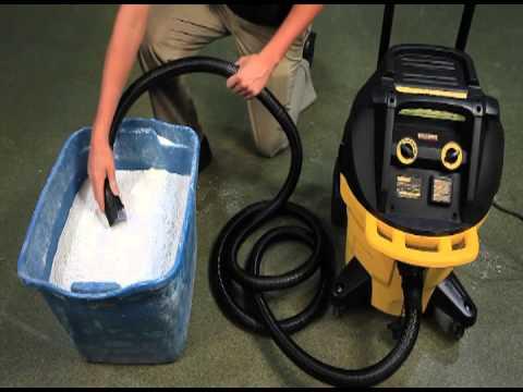 DeWalt DWV012 10 Gallon Dust Extractor