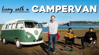 Living With A Retro VW Campervan