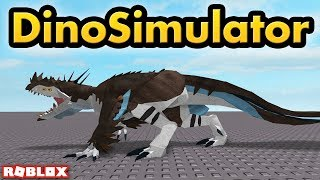 *NEW* Hybrid Dinosaur in Dino Simulator!! - Roblox
