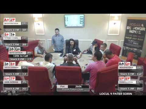 Royal Poker Cup III - FINAL TABLE