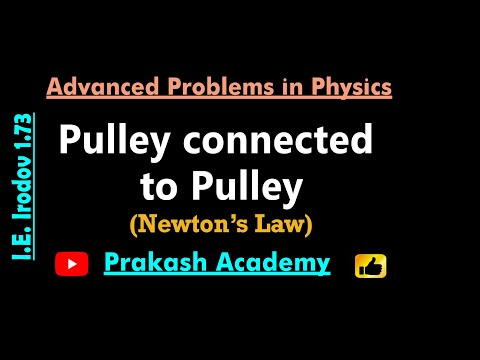 Law of Motion  3  Problem 1 73 for IIT by Guru Sir @Ranchi