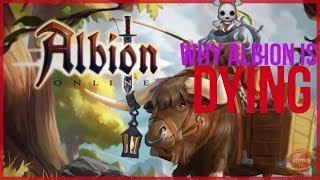 Why Albion online Is Dying & The Future Of my Channel