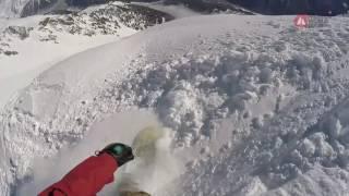 GoPro Run Ralph Backstrom - Chamonix-Mont-Blanc - Swatch Freeride World Tour 2016