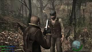 Resident Evil 4 Mod Welcome To Hell Primeira Vez Mod do #MetalGlory666
