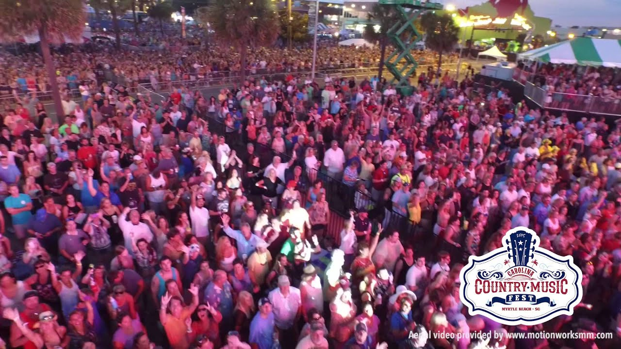 Country Music Festival  Myrtle Beach