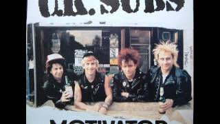Watch Uk Subs Motivator video