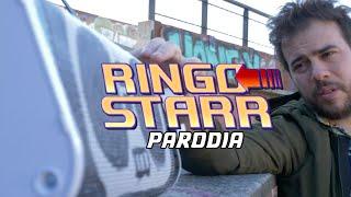 Ringo Starr - Pinguini Tattici Nucleari [PARODIA] - PanPers