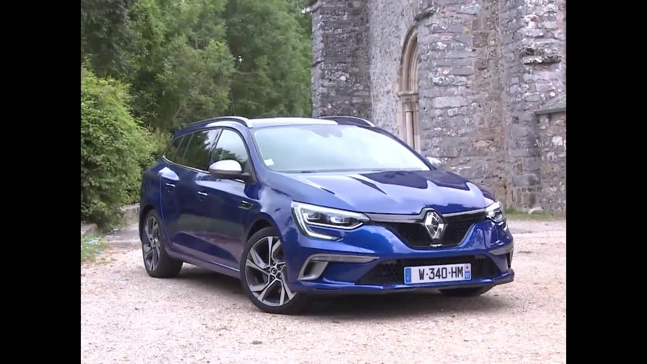 Renault Megane Gt Estate : essai renault m gane estate tce 205 gt 2016 youtube ~ New.letsfixerimages.club Revue des Voitures