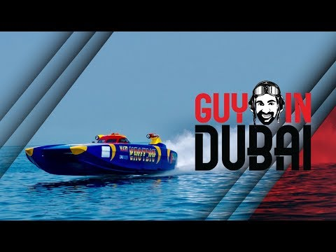 POWERBOAT RACING - Behind the World's FASTEST team