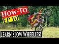 Enduro Riding Tips Series EP 10   How To Wheelie A Dirt Bike Enduro Lessons