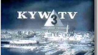 KYW-TV 3 Cleveland Sign-Off 1956