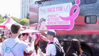 Epicuren at the Susan G. Komen Race for the Cure | Fashion Island, Newport Beach, California Thumbnail