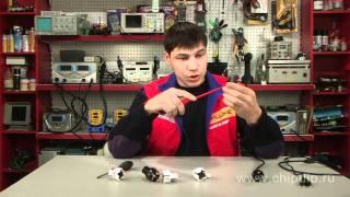 видео Электрическая вилка, устройство, подключение, ремонт