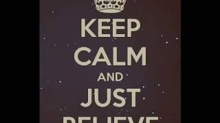 Just Believe!  Your Faith Is Stronger Than You Think    Law Of Attraction